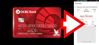 Cara mengisi saldo shopeepay menggunakan bank OCBC