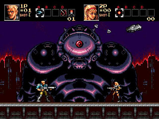 Contra Hard Corps Game Download Highly Compressed