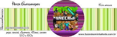 Cumpleaños de Minecraft: Imprimibles Gratis para Fiestas.