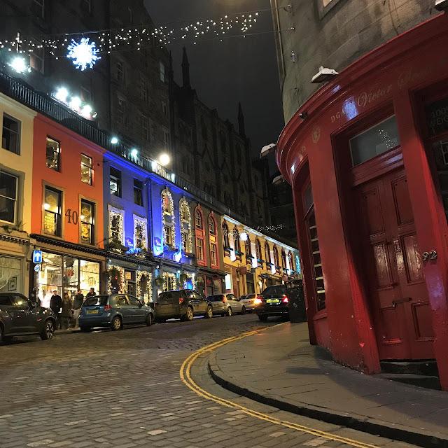 Victoria Street, um dos infinitos pontos para fotos