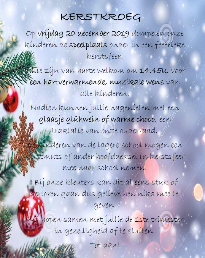 Kerstkroeg