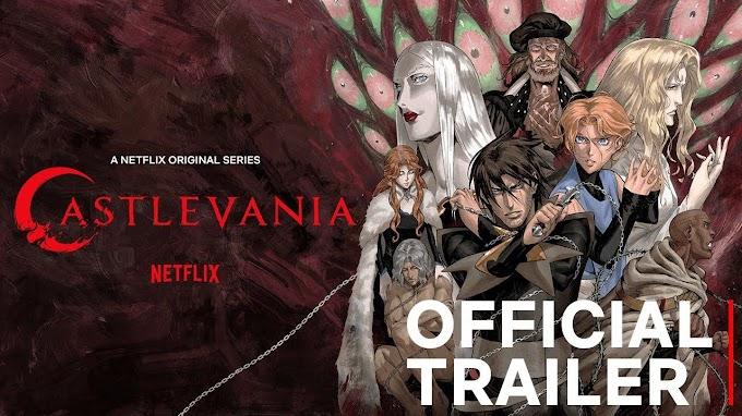 Trailer oficial de la tercera temporada de Castlevania en Netflix