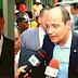 Miembros del PLD encabezados por Bautista Rojas desmantelan comando de campaña de Ramfis Trujillo