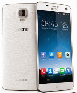Tecno Phantom Z picture