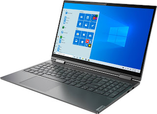 The Lenovo - Yoga C740 81TD0003US