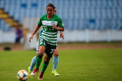 Női BL-selejtező - Döntetlent játszott, nem jutott tovább a Ferencváros