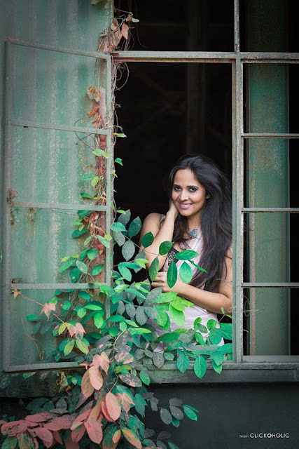 Anasuya Latest Stunning Photoshoot