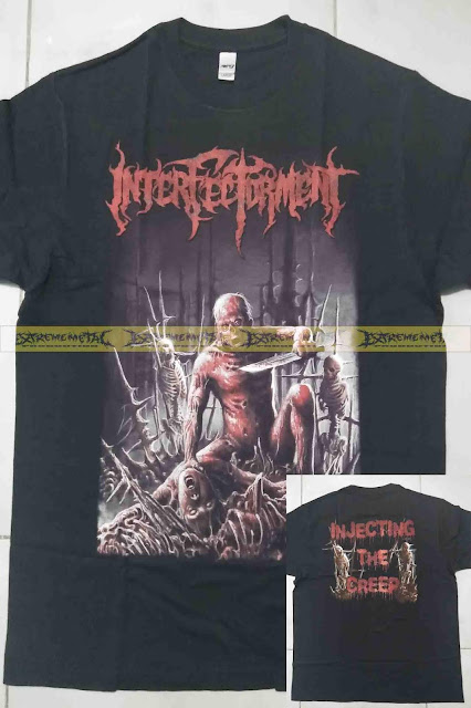 T-Shirt INTERFECTORMENT - Injecting
