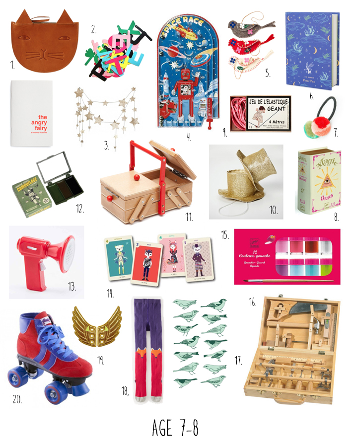 kid-play-do: Christmas Gifts for 7-8 Year Olds