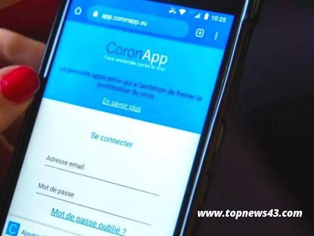 Corona App - The Corona App Must Come As Soon As Possible