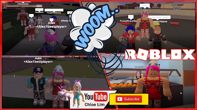 Roblox RoCitizens Gameplay - 8 Codes in description and my Family in
