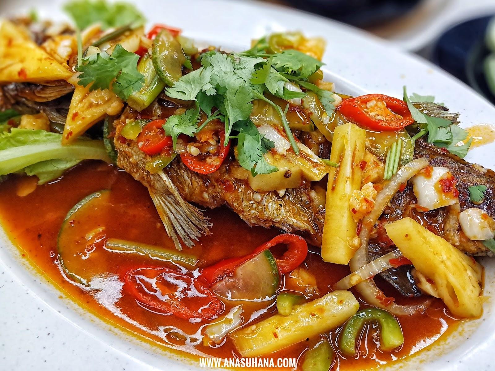 Wira Seafood Ikan Bakar Petai Terbaik Toq