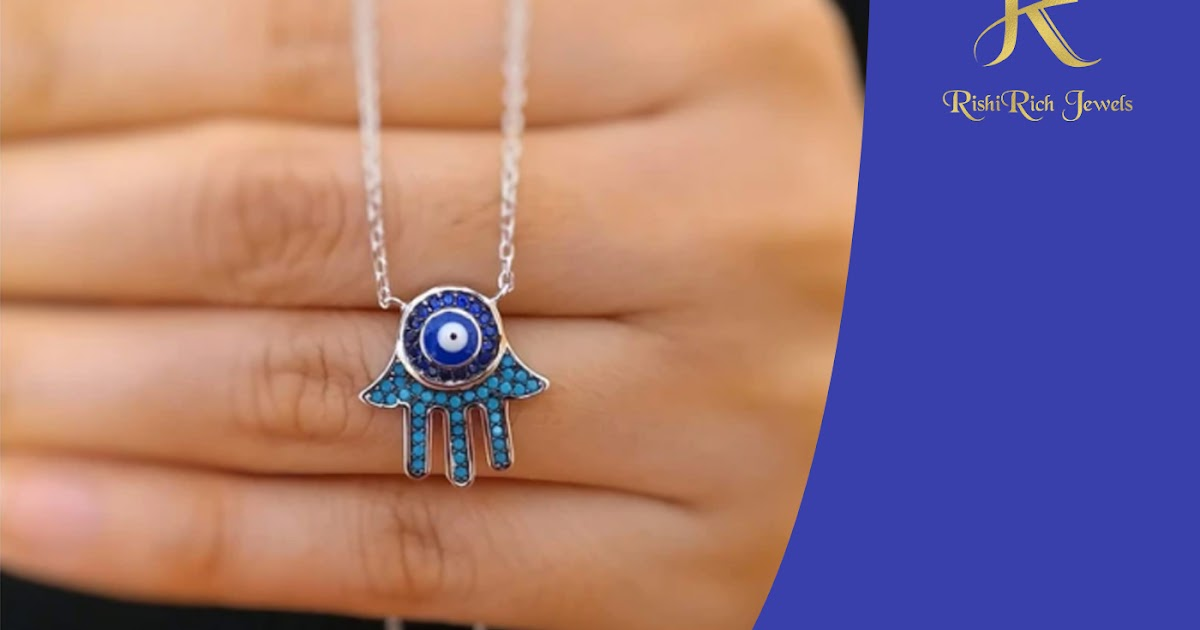 Why are Evil Eye Necklaces so Famous?! Check Out This to Know