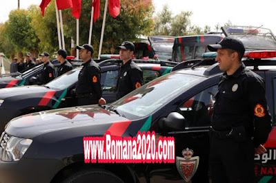 أخبار المغرب الأمن الوطني بمدينة طنجة يوقف 4957 شخص في اقل من شهرين