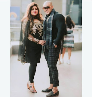 Indian Rock Deepak nanda Wife
