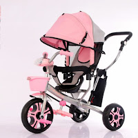 exotic et8803 bmx baby tricycle