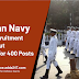 Indian Navy MR Recruitment 2020 Out: Apply For 400 Posts