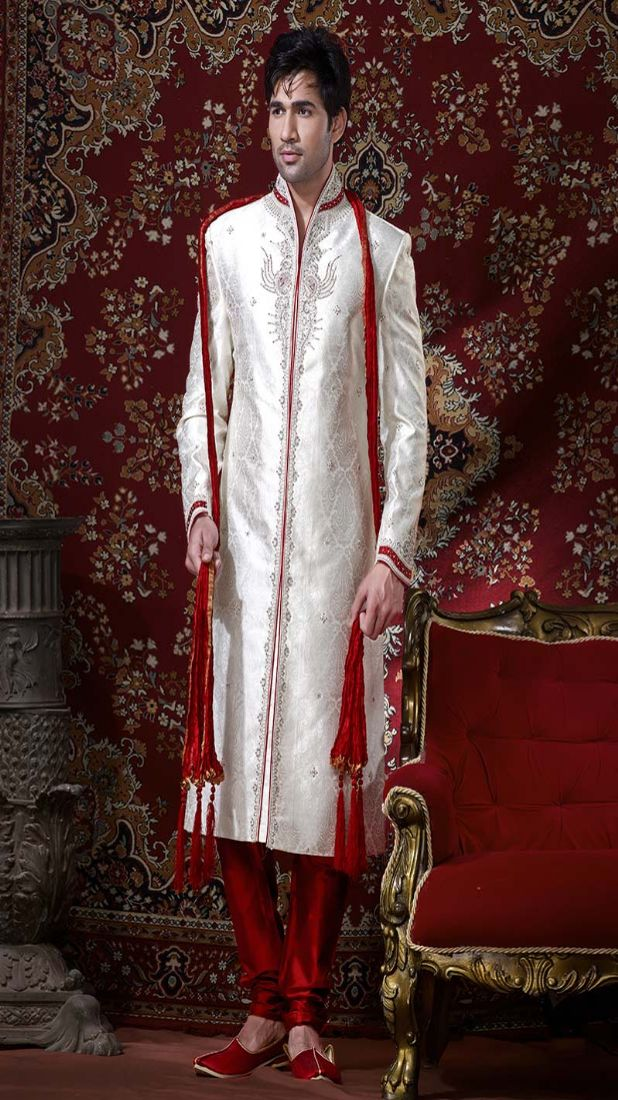 sherwani-benarasi-dress