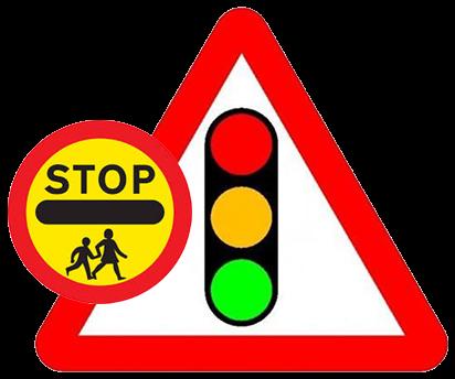 यातायात के नियम Class 3 EVS Hamara Parivesh Chapter 13