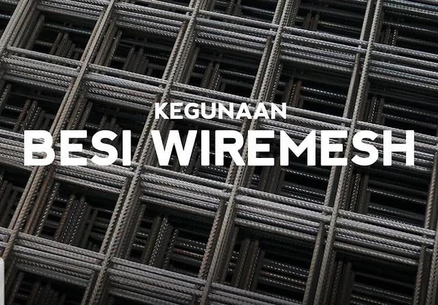 Pabrik Besi Wiremesh Untuk Kebutuhan Konstruksi Industrial