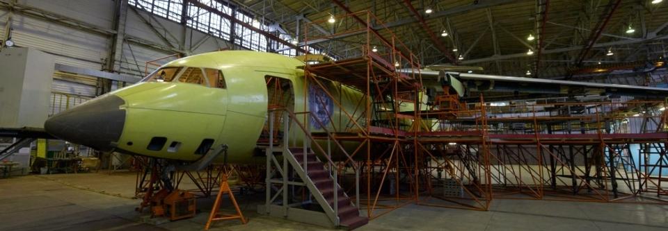 Міноборони і ДП Антонов підписали контракт на три літаки Ан178-100Р