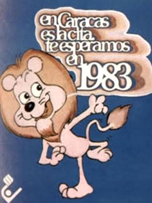 Juegos Panamericanos Caracas 1983