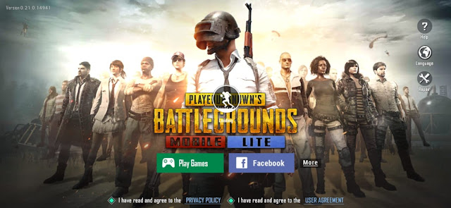PUBG Lite 0.21.0 Update APK download link parsing error fixed