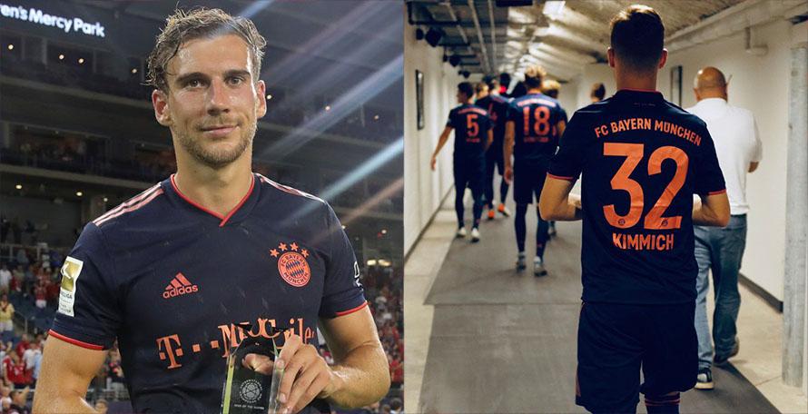 On-Pitch: Vivid Bayern Munich 19-20 Third Kit - Footy Headlines