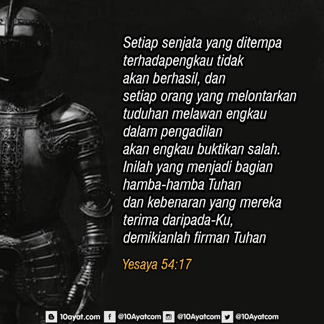 Yesaya 54:17