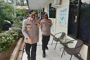 Kunjungi Polres Bitung, Kapolda Sulut Ajak Personel Berikan Pelayanan Terbaik