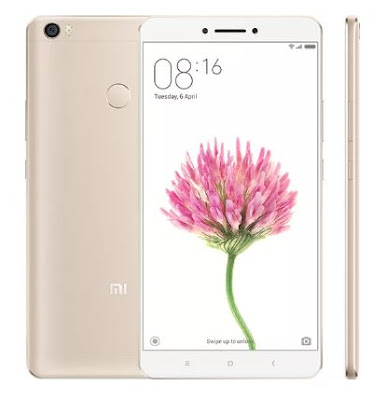 Xiaomi Mi Max Prime with Snapdragon 652 SoC ,4GB RAM Launched in India for Rs 19,999