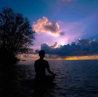 Sunrise Karimun Jawa