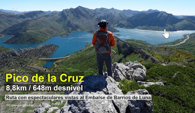 Ruta al Pico de la Cruz
