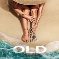 Old (2021) English Full Movie Watch Online Movies