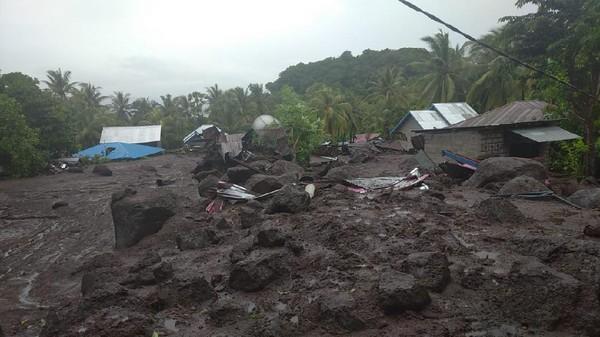 Banjir Bandang di Flores Timur, 5 Orang Tewas