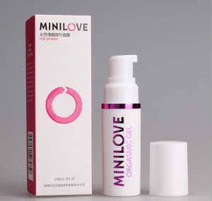 MiniLove Gel Orgasme-Istri Jadi Puas