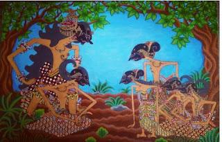 Tokoh Wayang Kulit, Nama, Sifat dan Asal-Usulnya