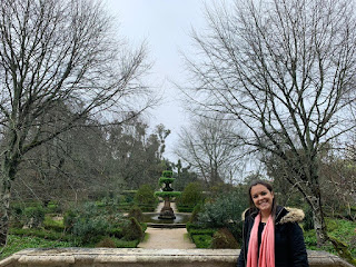 Jardim Botânico em Coimbra
