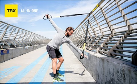 TRX ALL-IN-ONE Suspension Training; Bodyweight Resistance System