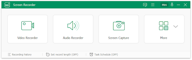Screenshot Apeaksoft Screen Recorder 1.2.32 Full Version