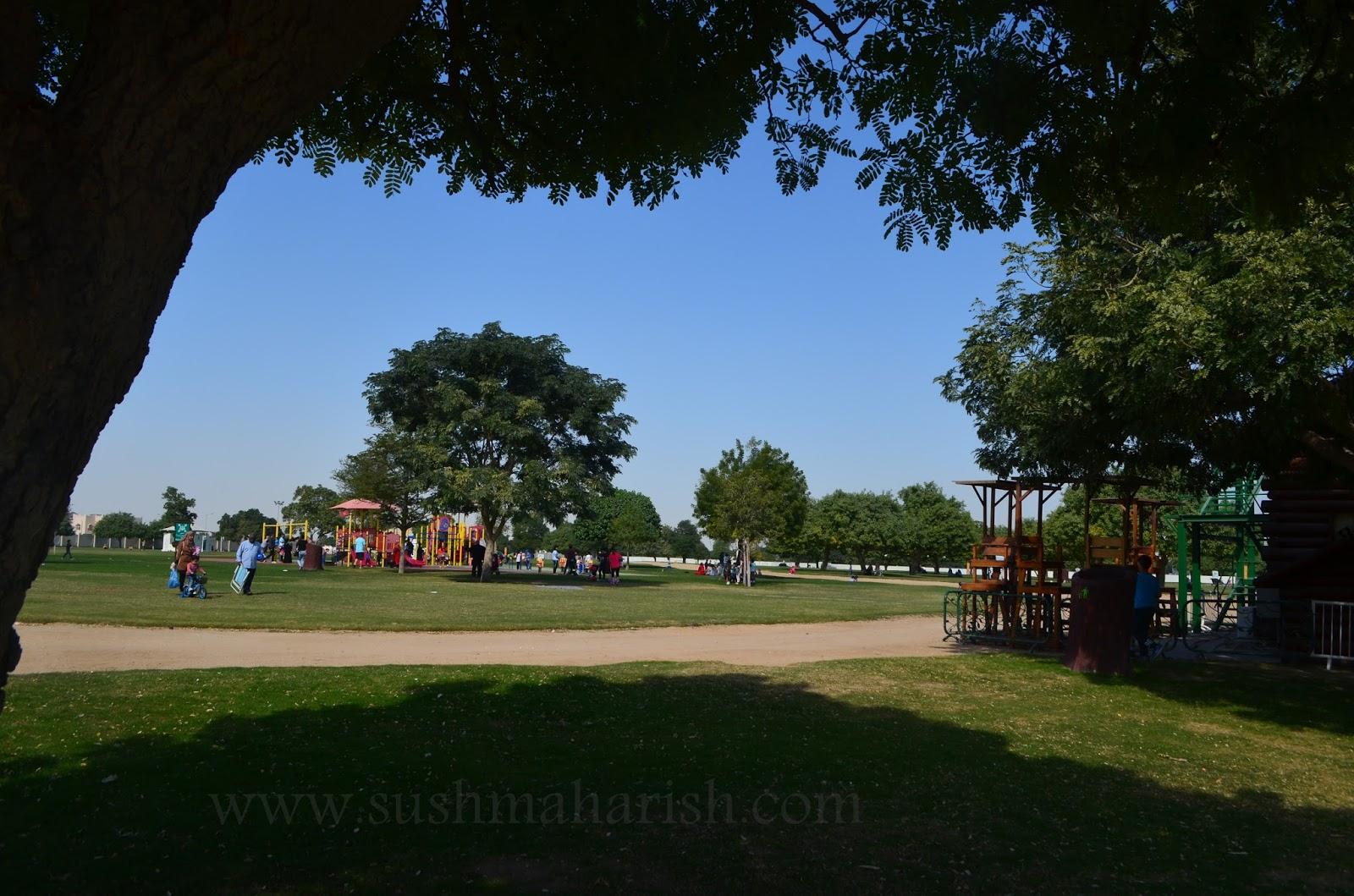 The Fairy Tale Park Of Doha 29