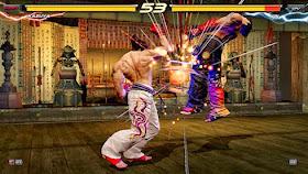 Google Agra Tekken 6