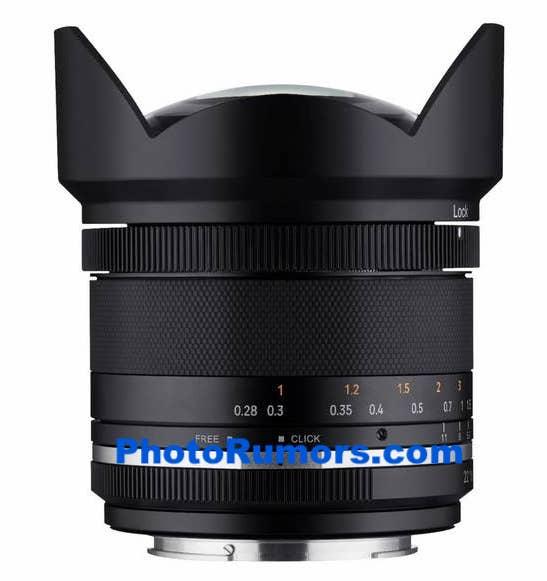 Samyang MF 14mm f/2.8