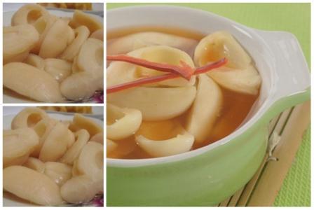Resep Manisan Salak Kering & Basah - County Food