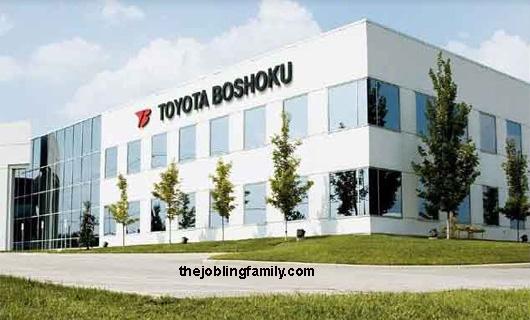 Loker Operator Terbaru Bulan November 2018 PT Toyota Boshoku Indonesia