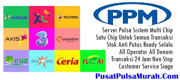 PusatPulsaMurah.Com Bisnis Agen Istana Reload Elektrik Online Termurah Semarang Yogyakarta Jawa Tengah