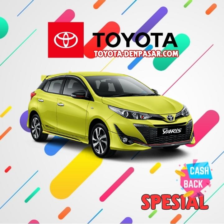 Toyota Denpasar - Lihat Spesifikasi New Yaris, Harga Toyota Yaris Bali dan Promo Toyota Yaris Bali terbaik hari ini.