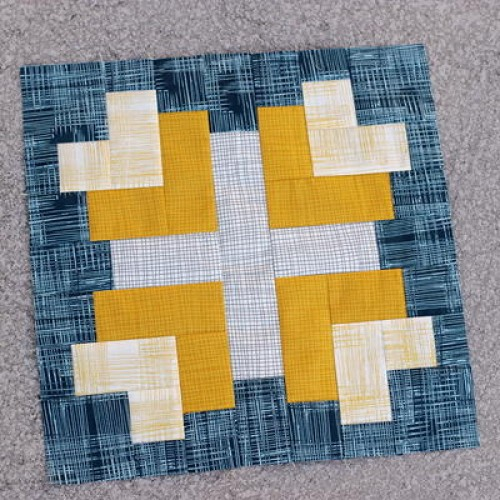 Adori Quilt Block - Tutorial
