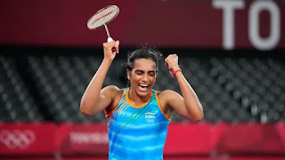 PV Sindhu Creates History by Becoming the First Indian Woman to Win Two Olympic Medals