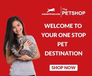 كوبون Dubai Pet Food بخصم 10% على كل طعام الحيوانات الاليفه والطيور فى الإمارات
